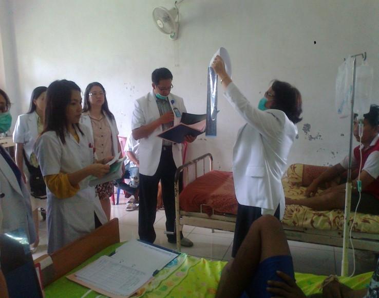 Bedside-teaching